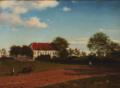 Christian Eckardt - Lystejendommen Henriettelyst i Odense på Fyn - 1868.png