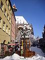 Christkindlesmarkt Nürnberg im Advent 2010 19.JPG