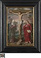 Christus aan het kruis met Maria en Johannes, circa 1581 - circa 1600, Groeningemuseum, 0040562000.jpg