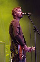 Chuck Robertson (Mad Caddies) (Ruhrpott Rodeo 2013) IMGP8229 smial wp.jpg