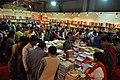 Chuckervertty Chatterjee Stall Interior - 40th International Kolkata Book Fair - Milan Mela Complex - Kolkata 2016-02-04 0897.JPG