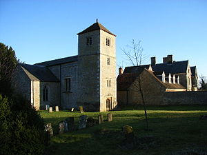 Chetwode - Image: Church And Priory Chetwode(Andrew Smith)Mar 2006