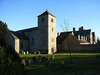 Chetwode Human settlement in England