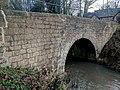 Church Lane Bridge, Church Lane, Pleasley Vale, Nottinghamshire (3).jpg