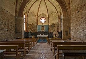 Sant'Elena, Venice - Image: Church Sant'Elena (Venice) Side chapel