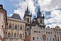 Church of Our Lady before Týn - Prague, Czech Republic - May 18, 2019.jpg