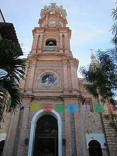 Church of Our Lady of Guadalupe (Puerto Vallarta) Catholic church in Puerto Vallarta, Mexico