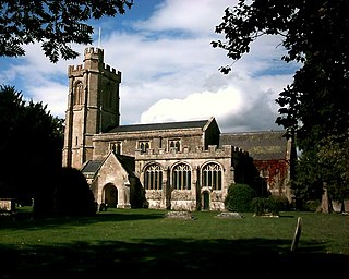 North Bradley Human settlement in England