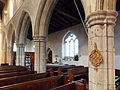 Church of St John, Finchingfield Essex England - nave and north aisle.jpg