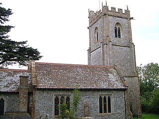 Chaffcombe a village located in South Somerset, United Kingdom