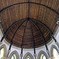 Church of the Holy Innocents, High Beach, Essex, England - chancel ceiling.jpg