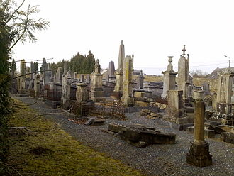Arlon - The Jewish cemetery