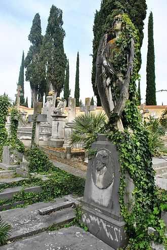 Larkin Goldsmith Mead - Cimitero degli Allori, Larkin Goldsmith Mead