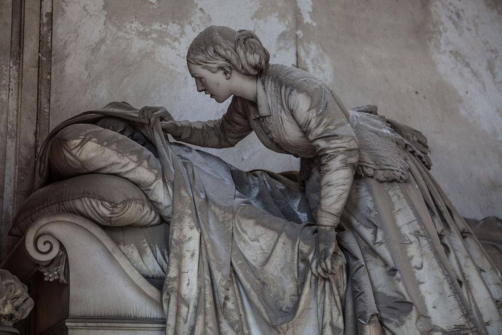 Cementerio de Staglieno. Génova