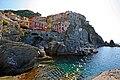 Cinque Terre, Manarola, dal Porticciolo - panoramio.jpg