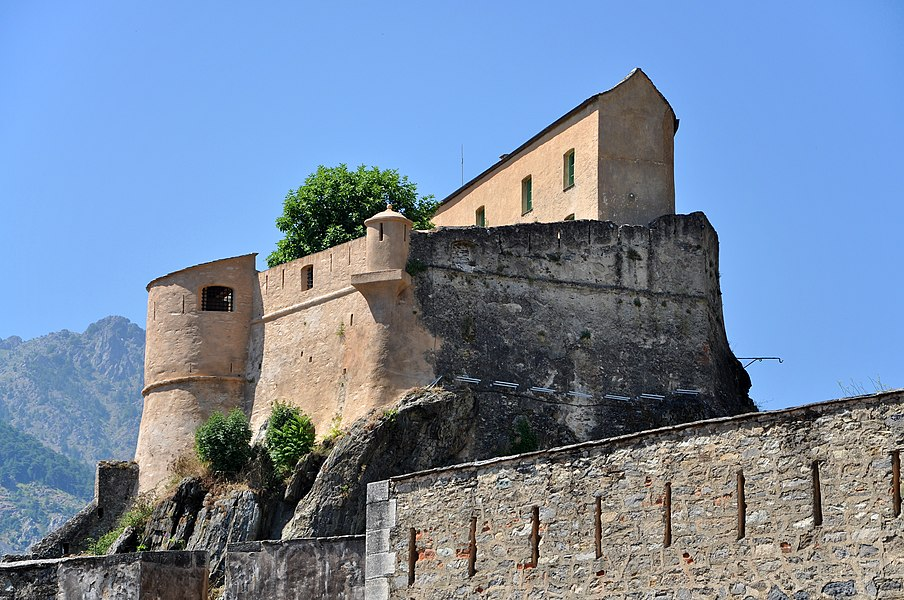 The Citadelle of Corte