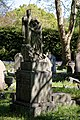 City of London Cemetery Headington, Greyson, Saffell monument 1.jpg