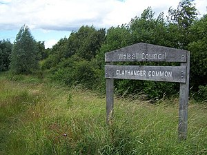 Clayhanger Common