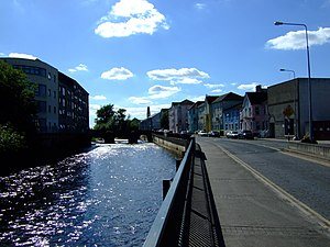 Clonmel - The Quays, Clonmel.