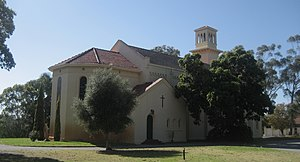 Clontarf Aboriginal College - Clontarf chapel