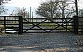 Closed Gate - geograph.org.uk - 692516.jpg