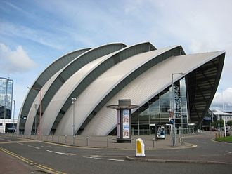 2014 Commonwealth Games - The Clyde auditorium hosted weightlifting