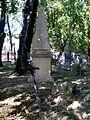 Cmentarz rzymsko-katolicki tzw. stary w Krośnie, ul. Krakowska 1 hanica91.JPG