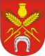 Coat of Arms of Kasciukovičy, Belarus.png