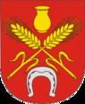 Coat of Arms of Kasciukovičy, Belarus.png