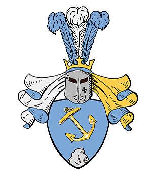 Ferdinand von Malaisé - Coat of Arms: von Malaisé (v.2)