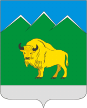 Mostovsky District - Image: Coat of Mostovskoi rayon