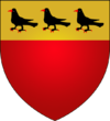 Coat of arms of Clervaux