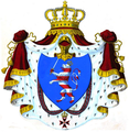 Coat of arms of Grand Duchy of Hesse and by Rhine 1846.png