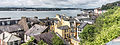 Cobh (pronounced Cove) dominates Cork Harbour one of the largest natural harbours in the world (7174164335).jpg