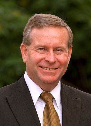 Western Australian state election, 2013 - Image: Colin Barnett (formal) crop