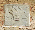Colle, palazzo pretorio, stemma carnesecchi 02.JPG