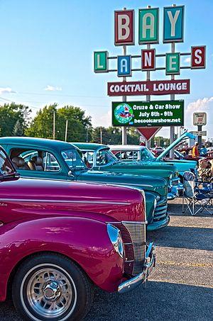 Collector Car Appreciation Day - Collector Car Appreciation Day 2011