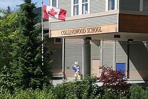 Collingwood School - Wentworth Campus