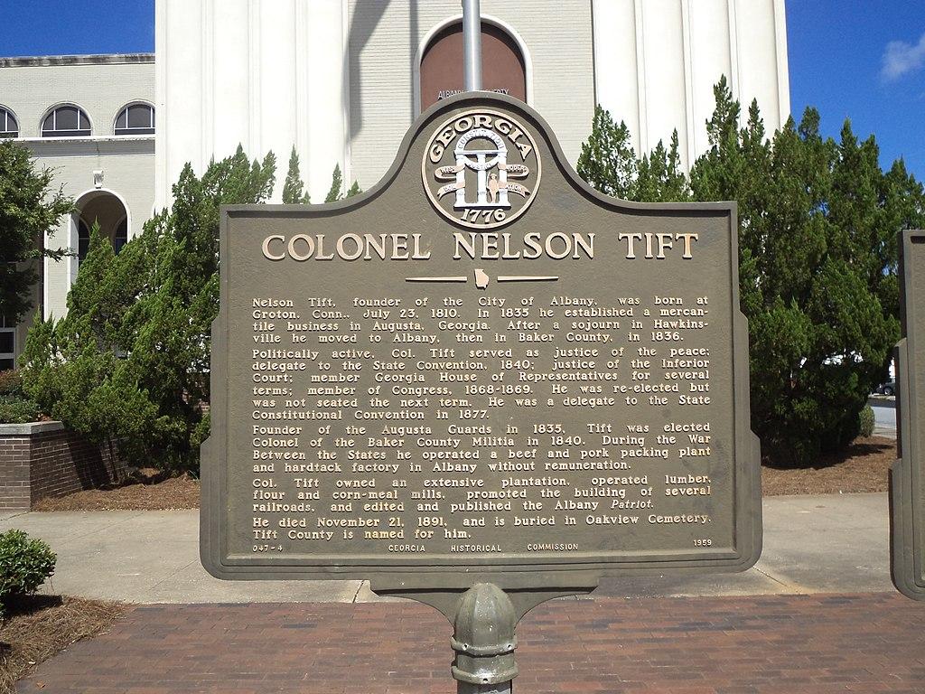 Nelson Tift Net Worth