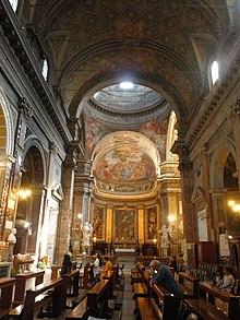 Basilica Di Sant Andrea Delle Fratte Wikipedia