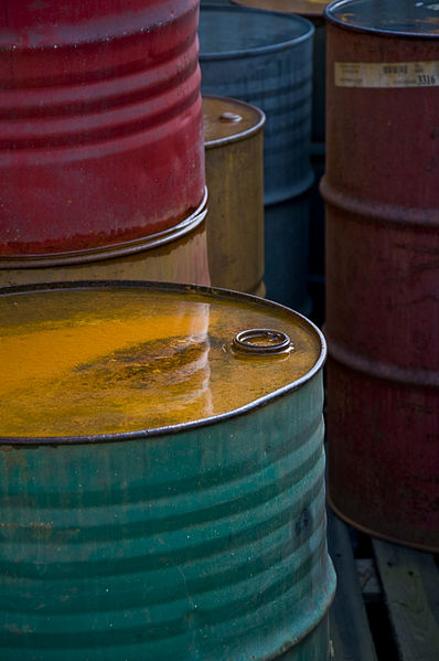 Storage Guidelines For Excess Oil Inventory