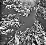 Columbia Glacier, Boreas Lake, Calving Distributary, September 3, 1974 (GLACIERS 1231).jpg