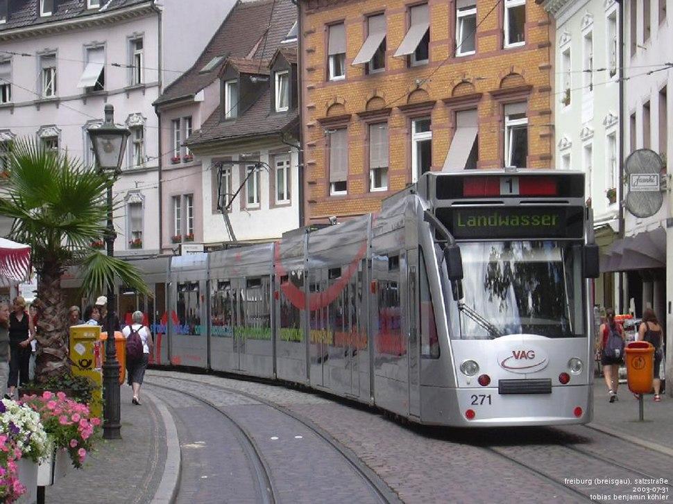Combino Freiburg