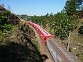 Comboio que passava sentido Guaianã na Variante Boa Vista-Guaianã km 160 em Mairinque - panoramio.jpg