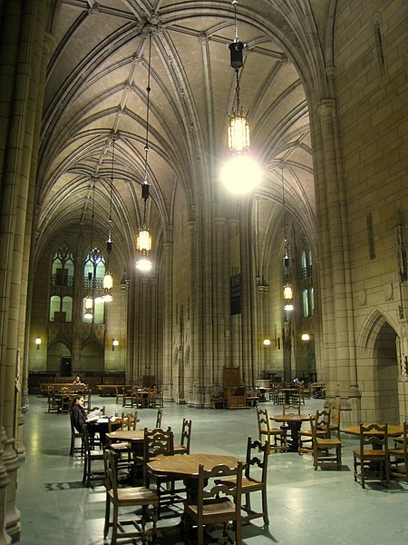 Pitt Cathedral Commons