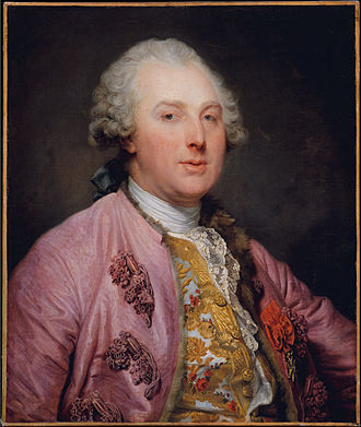Order of Saint Louis - Image: Comte d'Angiviller