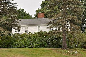 Wheeler-Harrington House - Image: Concord NH Wheeler Harrington House