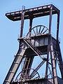 Condé-sur-l'Escaut - Fosse Ledoux des mines d'Anzin, puits n° 1 (38).JPG