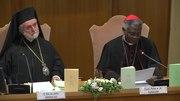 File:Conferenza stampa di presentazione dell'Enciclica Laudato si' - Cardinale Turkson.webm