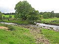 Confluence of River Greta and Sleightholme Beck - geograph.org.uk - 1467929.jpg